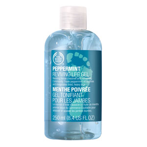 Gel Peppermint The Body Shop