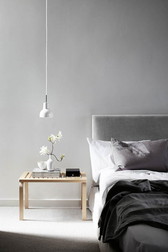 Bedroom pendant