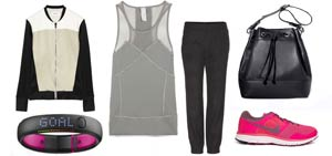 Get the SPORTY look!